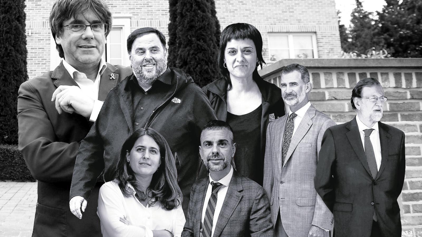 Les 700 pàgines de Puigdemont