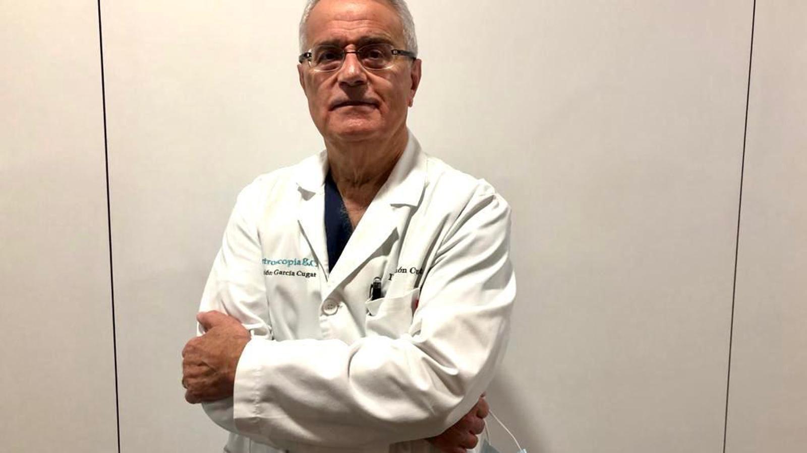 El doctor Ramon Cugat també acompanyarà Víctor Font en la cursa per presidir el Barça