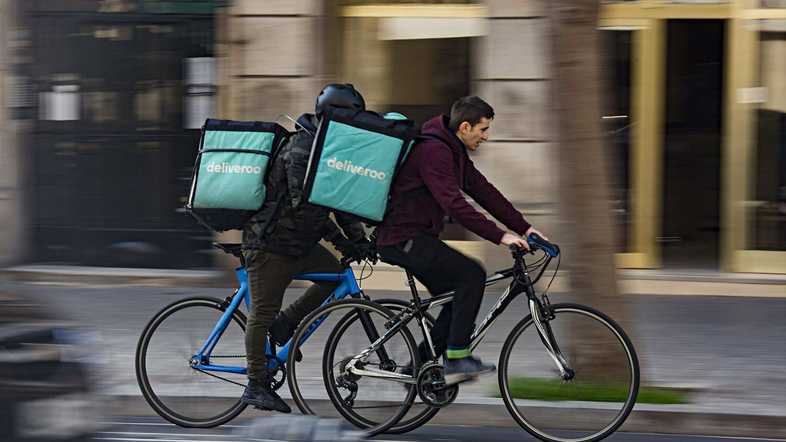 Amazon entra a Deliveroo amb una ronda de finançament de 514 M€