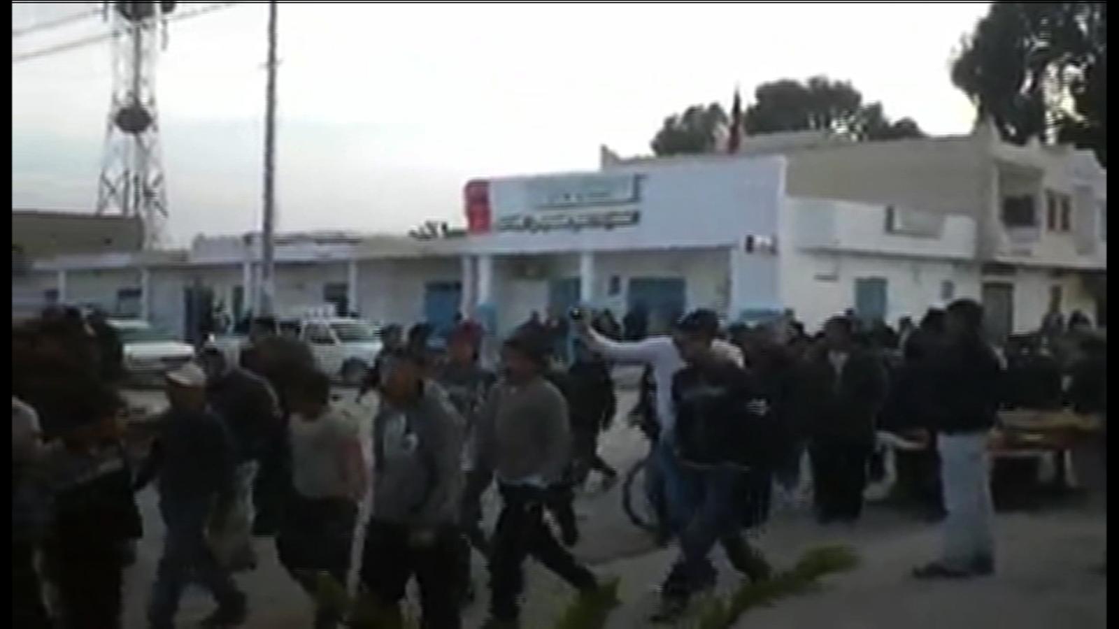 Les manifestacions i revoltes de Tunísia, les més grans en dècades