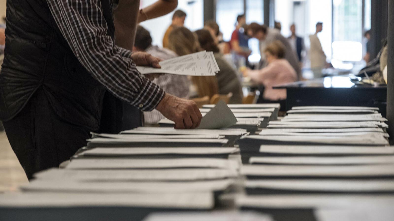 L'anàlisi d'Antoni Bassas: '«No anirem a votar» és allò que la ultradreta vol que diguis'