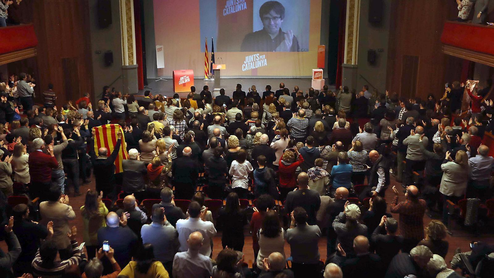 JxCat busca el vot socialista desencantat amb el 155