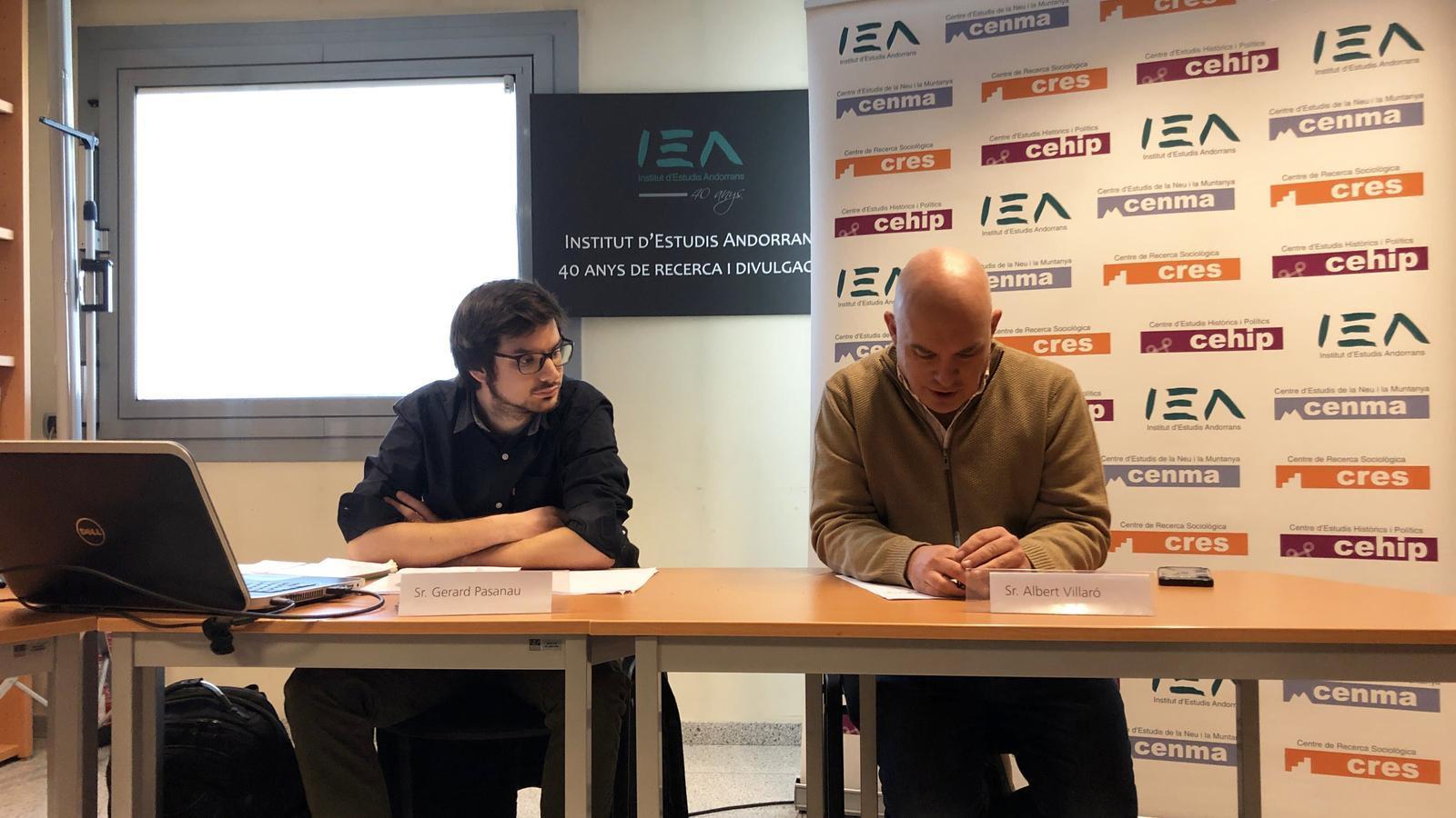 Un estudi per internacionalitzar la política andorrana. / A. S. (ANA)