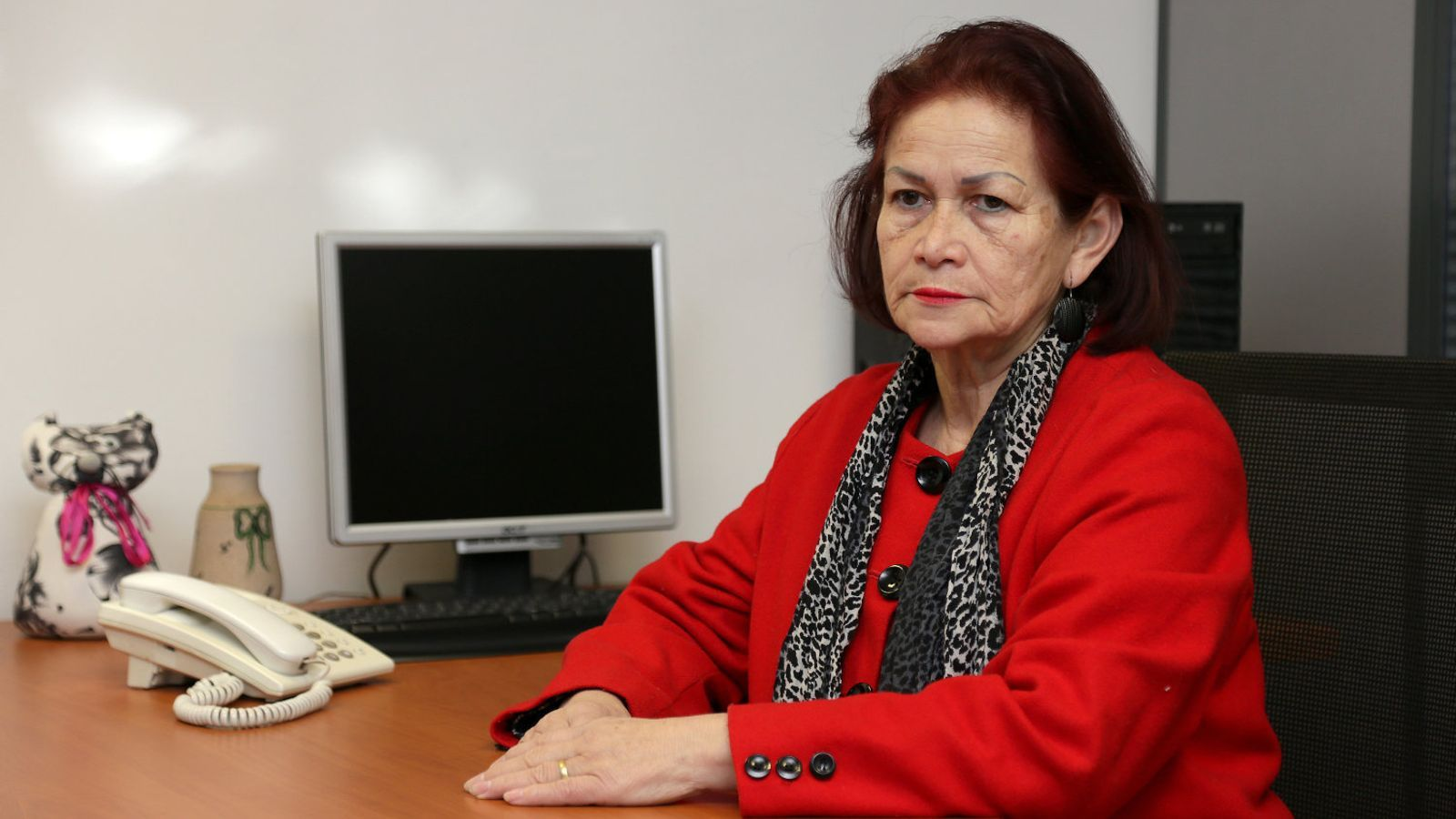 Isabel Oviedo explica les dificultats d'alguns col·lectius d'immigrants a les Illes.