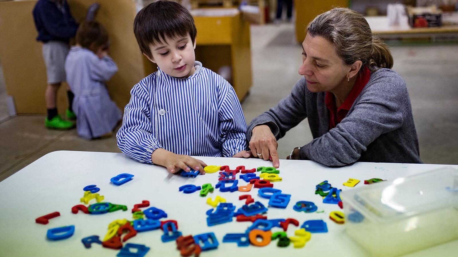 El Partit Popular vol que els pares puguin triar la llengua vehicular a l'escola