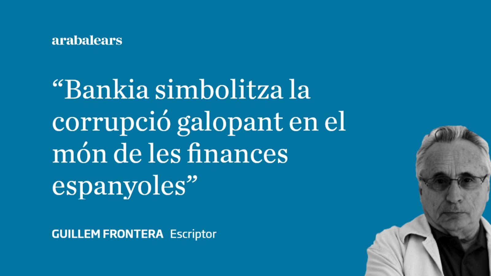 Sa Nostra, CaixaBank, Bankia