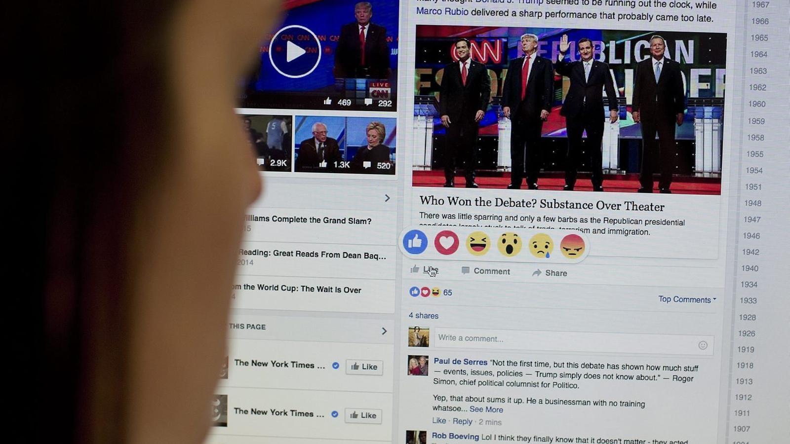 La metamorfosi  de les xarxes socials