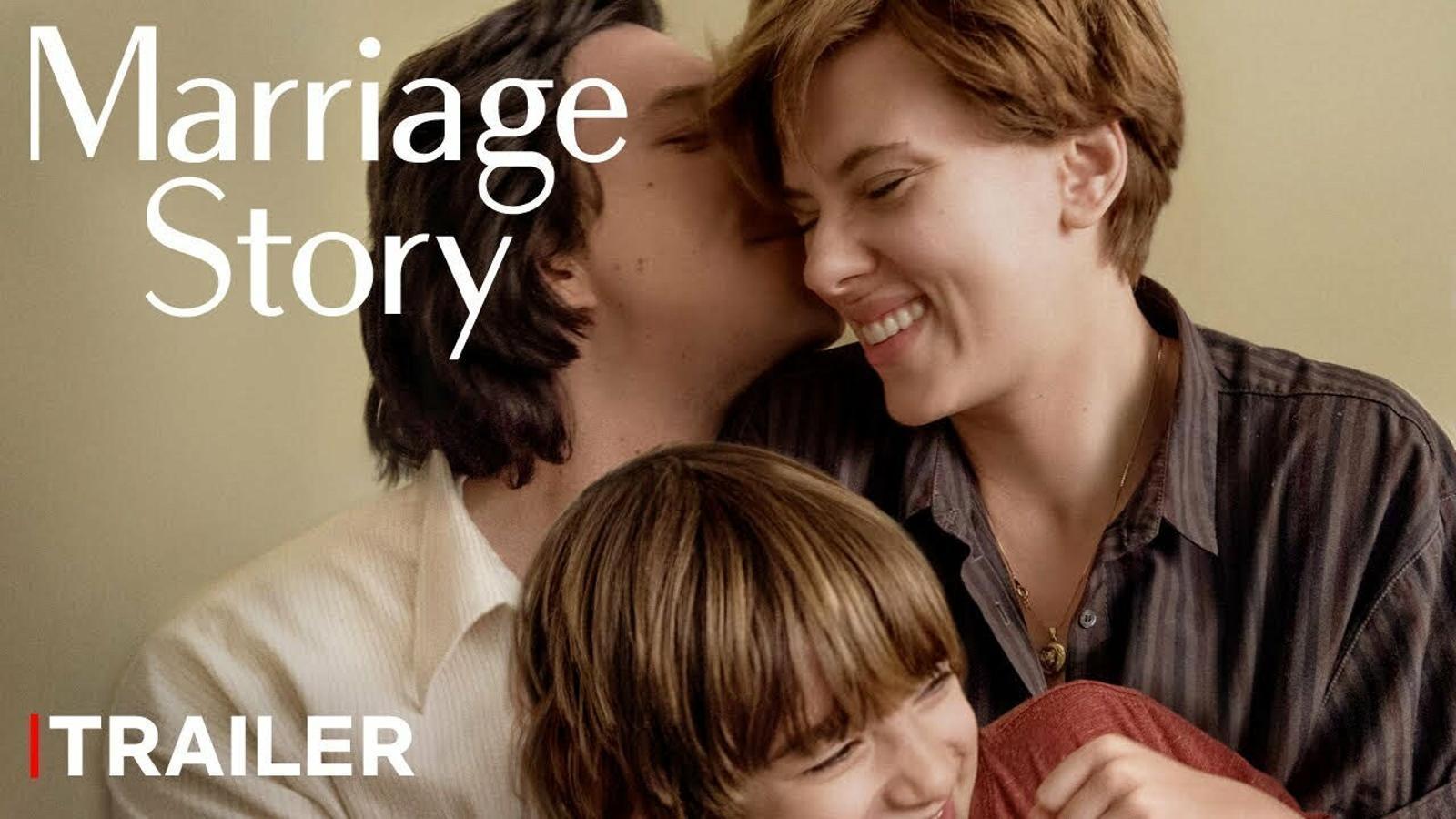 'Historia de un matrimonio', tràiler