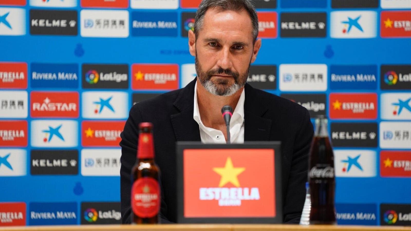 """Moreno: """"Vull estar en el ressorgiment de l'Espanyol, té un potencial enorme"""""""