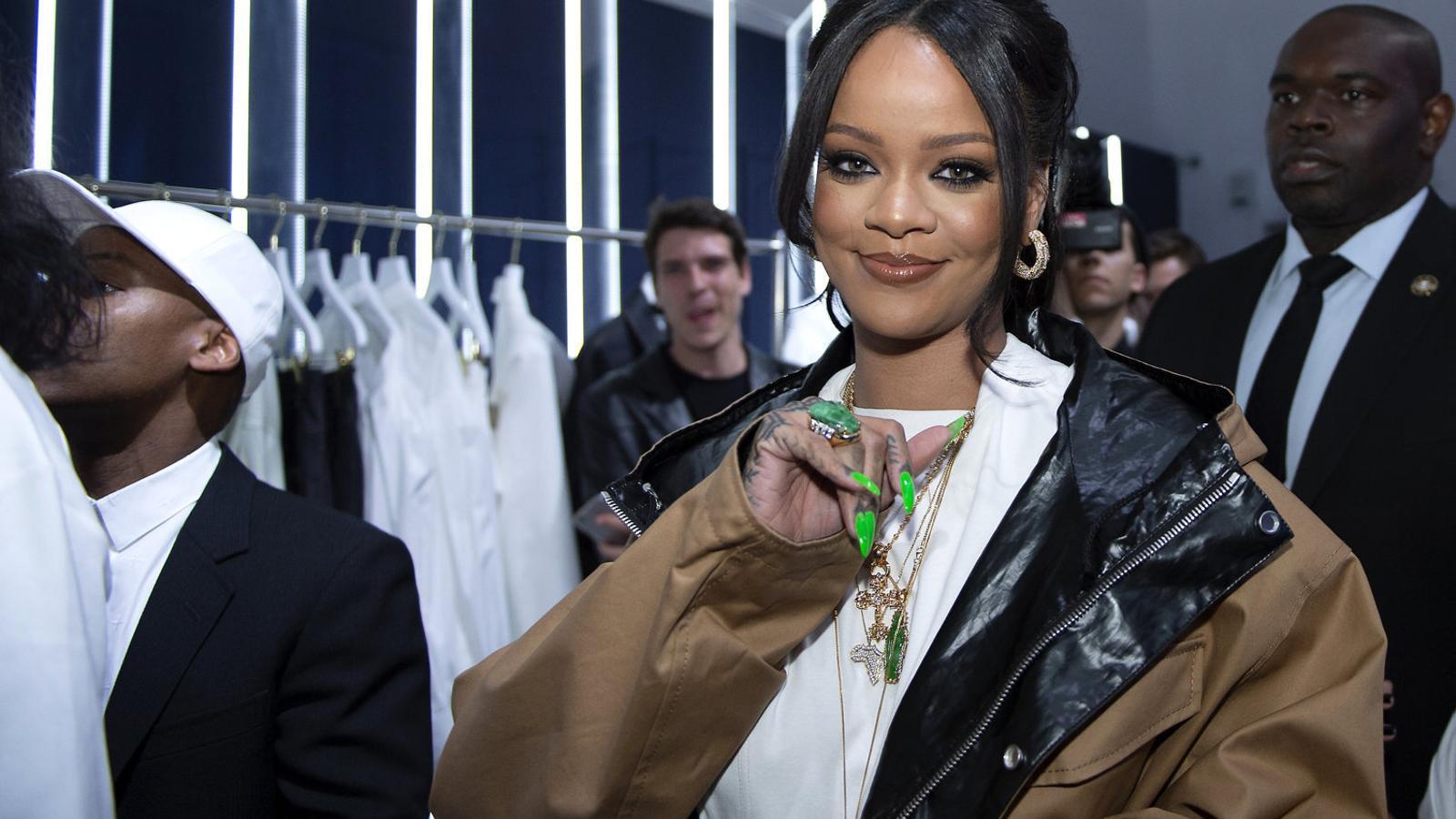 Rihanna aplaudeix el canvi físic d'Adele