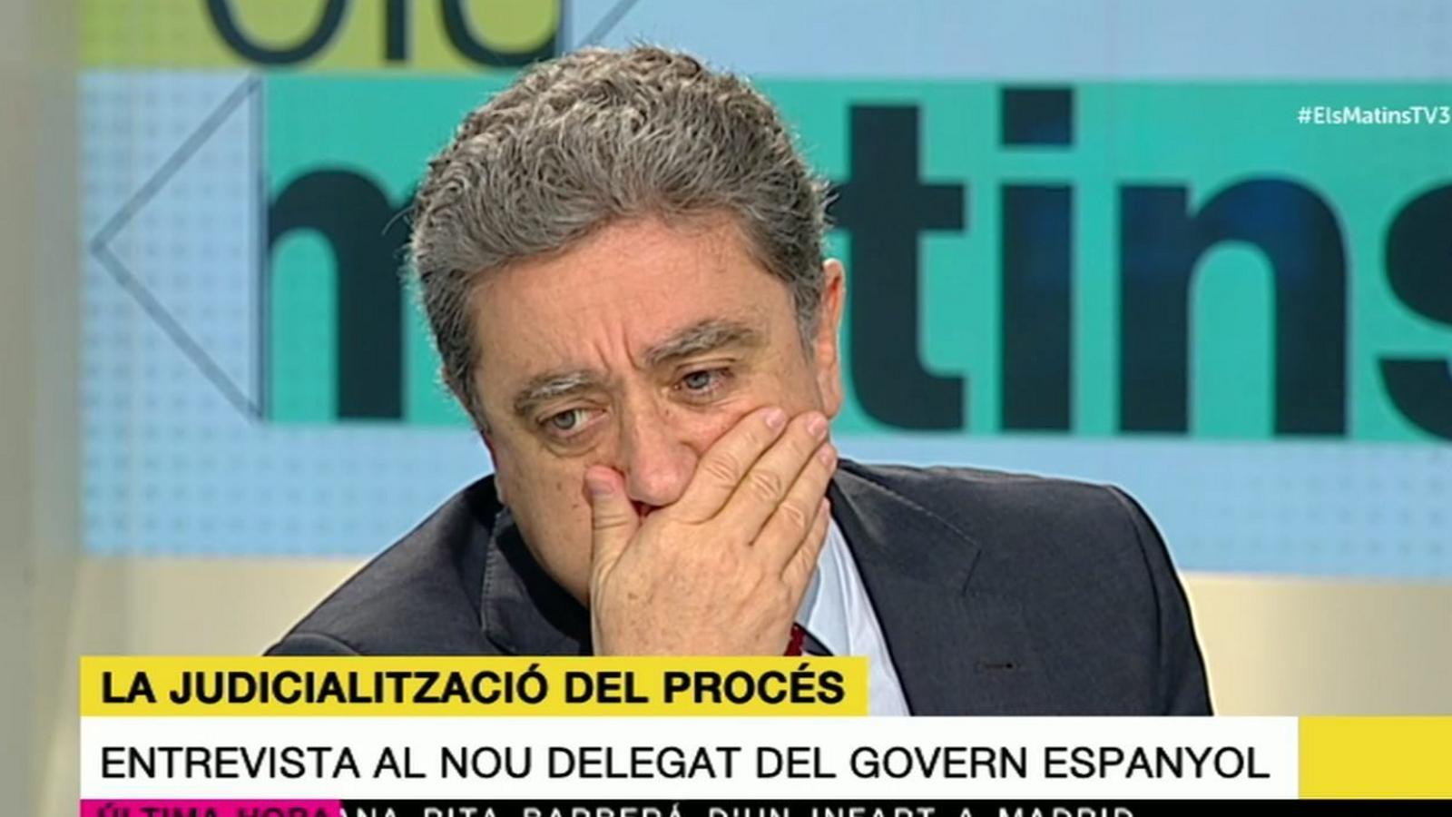 Millo, a TV3, en assabentar-se de la mort de Rita Barberá