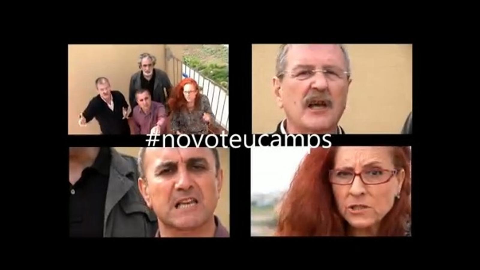 Un romanç contra Francisco Camps s'obre pas a la xarxa