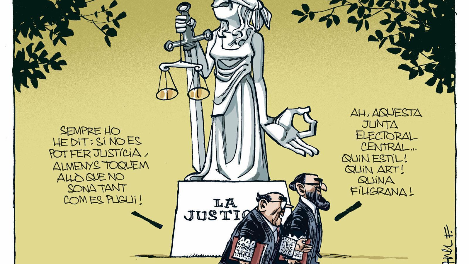 La vinyeta de Manel Fontdevila