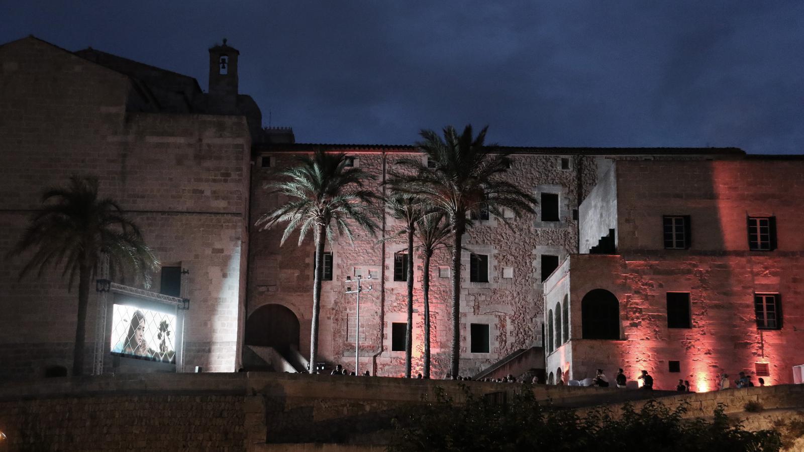 Imatge de la passada edició del Festival Internacional de Cinema de Menorca