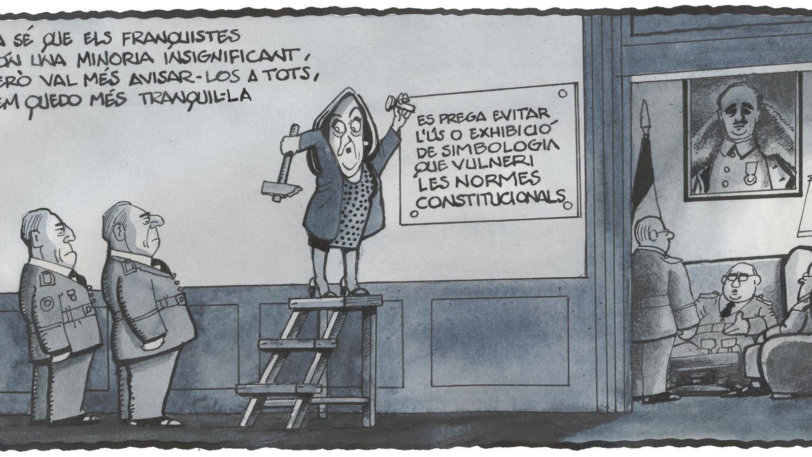 'A la contra', per Ferreres 15/01/2021
