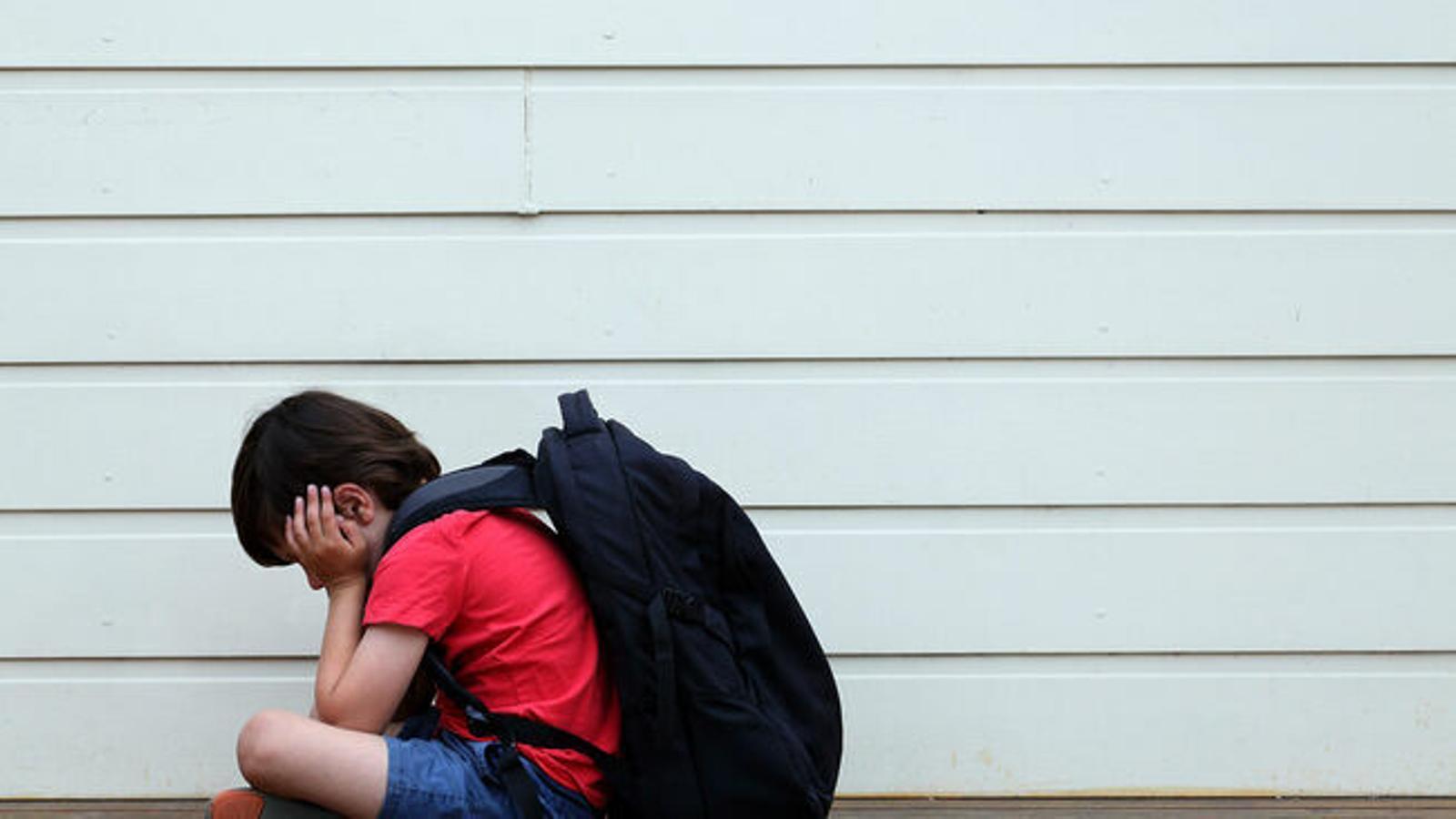 El 'bullying' es gesta en l'etapa d'educació infantil / Getty