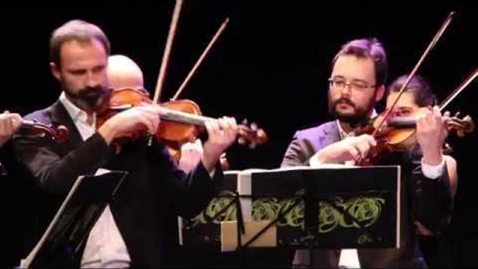 Aina Clotet posa veu a Fanny Mendelssohn a l'estrena del XIV Cicle ONCA