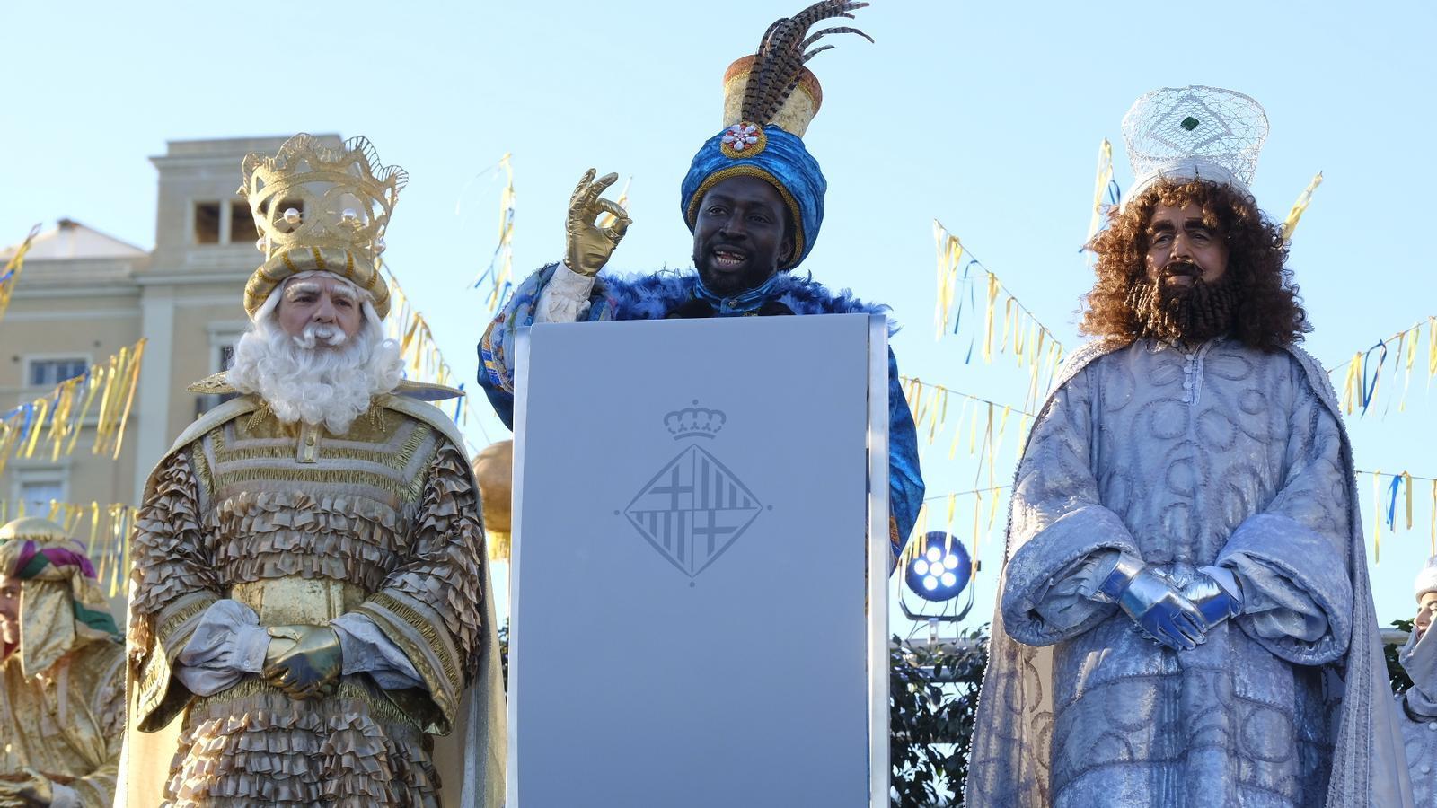 Barcelona no farà Cavalcada però rebrà els Reis d'Orient en un gran espai al Fòrum