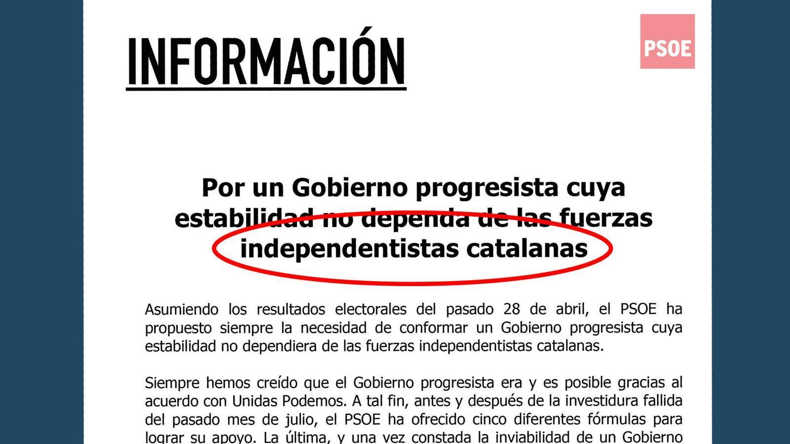 L'anàlisi d'Antoni Bassas: 'No tindreu estabilitat sense Catalunya'
