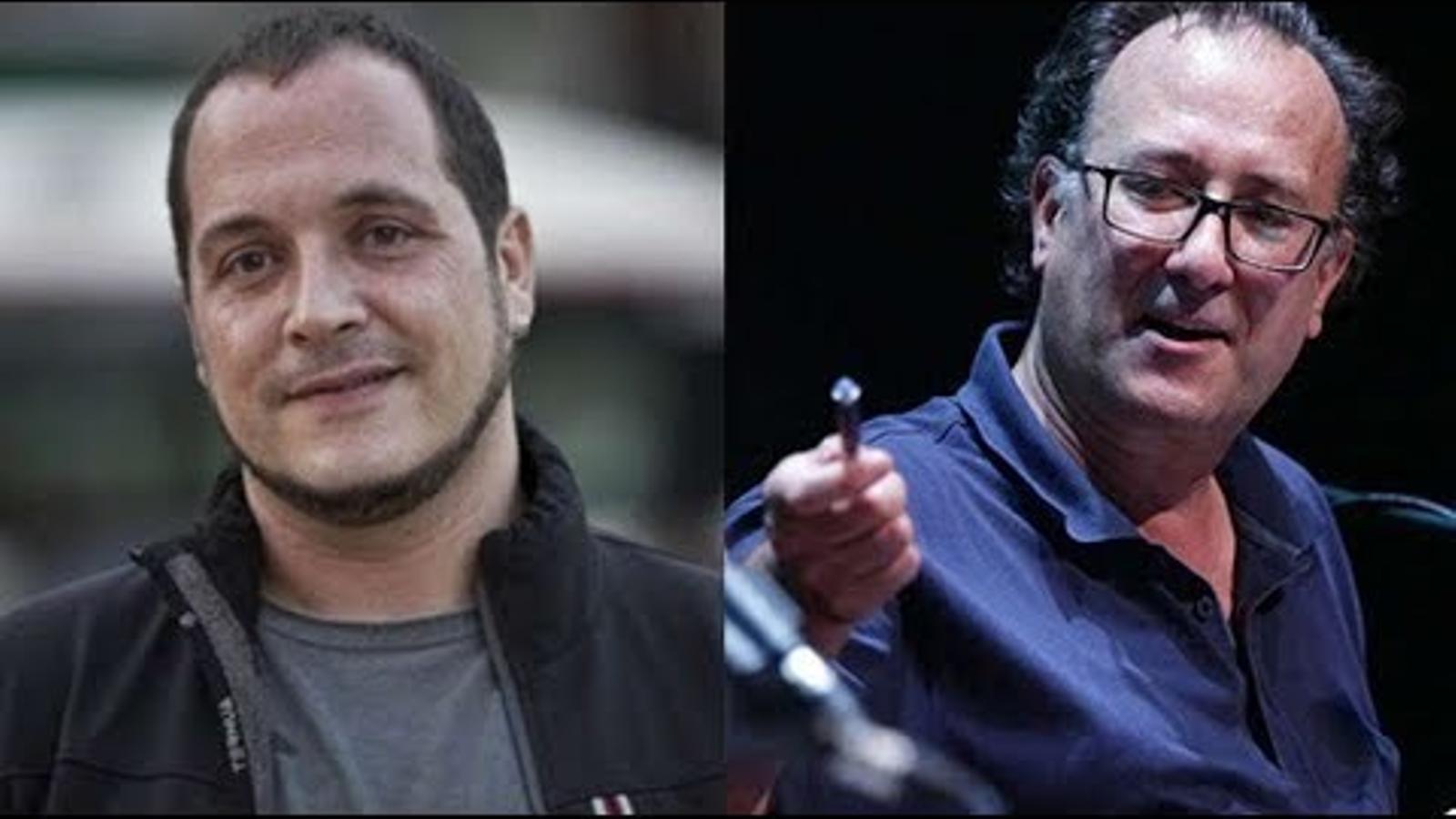 En directe: diàleg entre David Fernàndez i Xavier Antich al CCCB