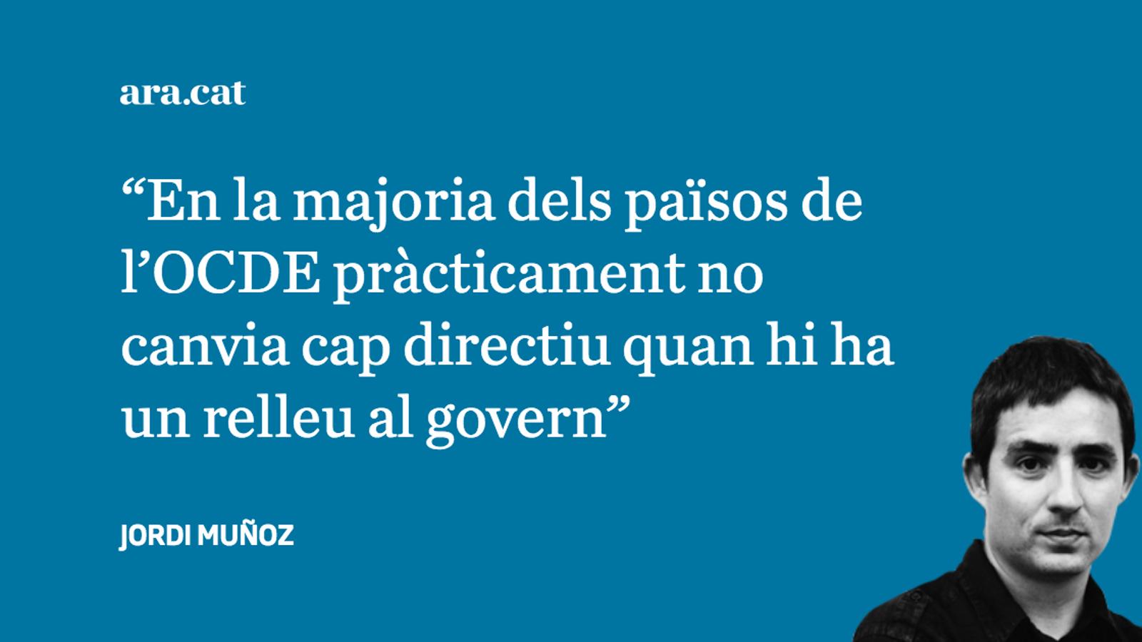 Espanya, el regne  dels nomenaments a dit