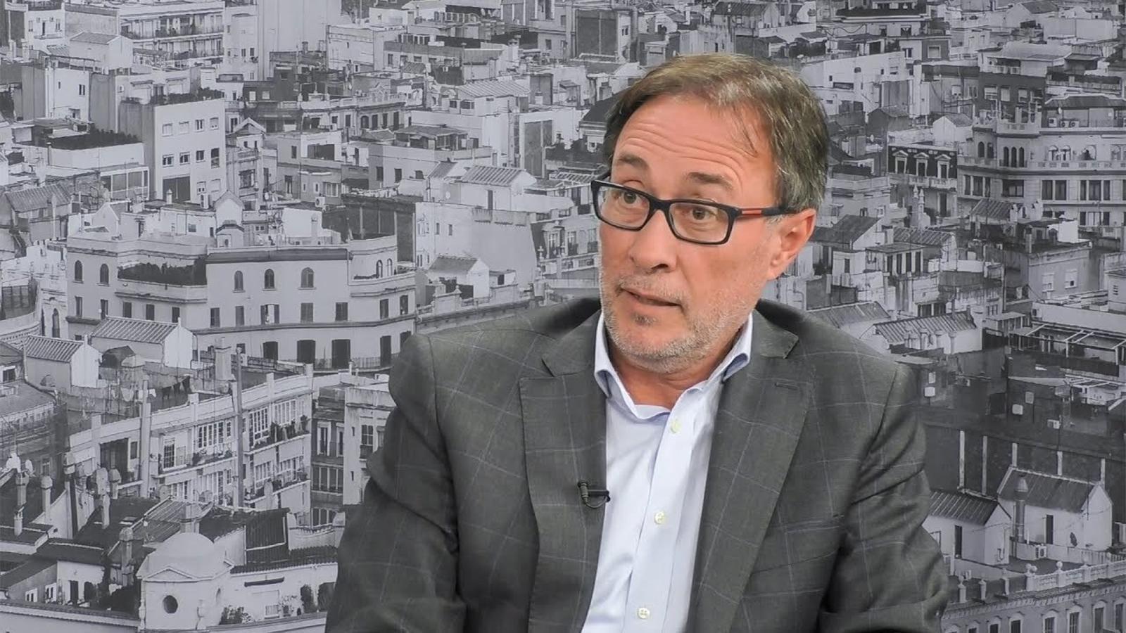 Entrevista a Agustí Benedito