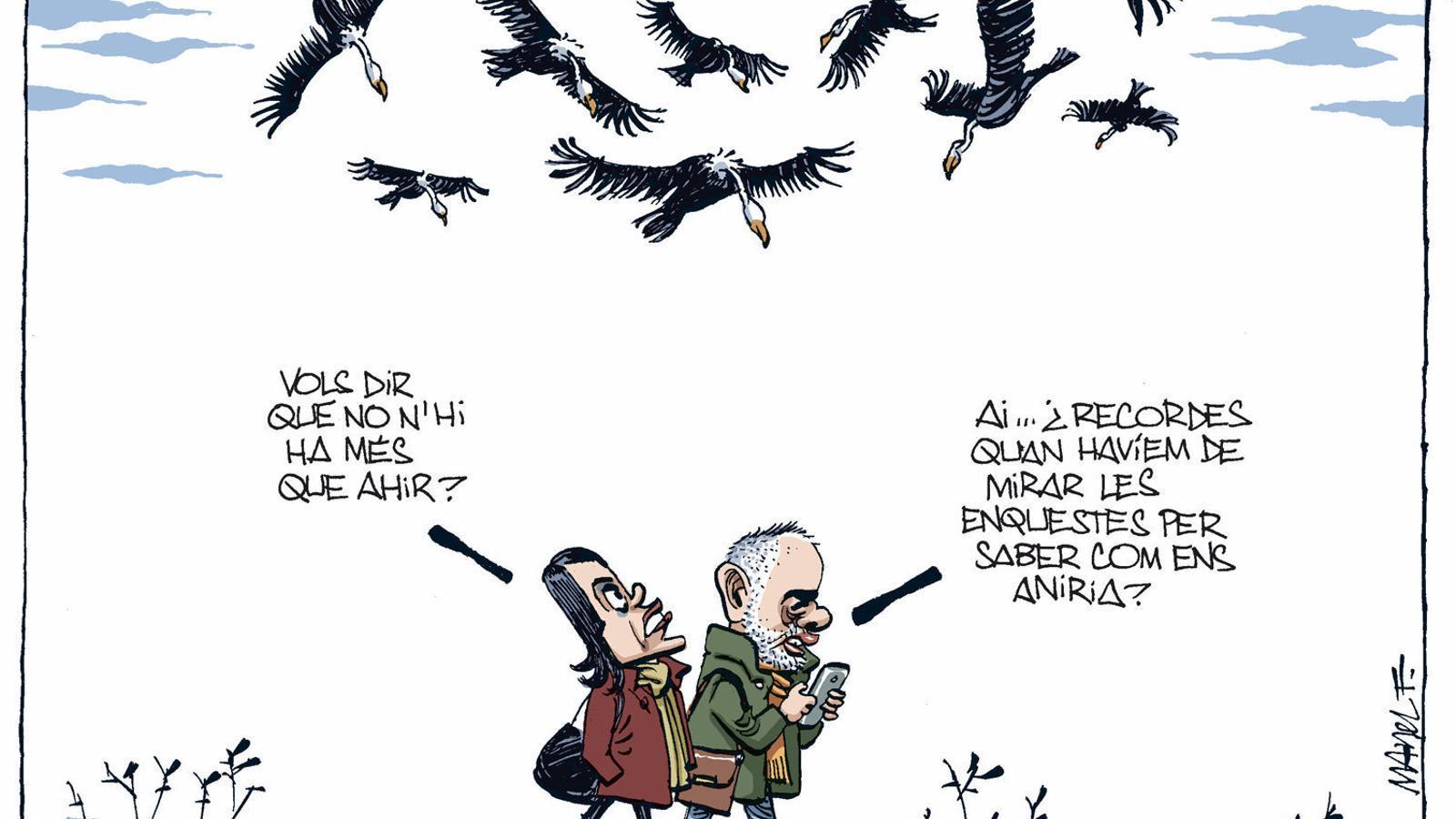La vinyeta de Manel Fontdevila 10/01/2021