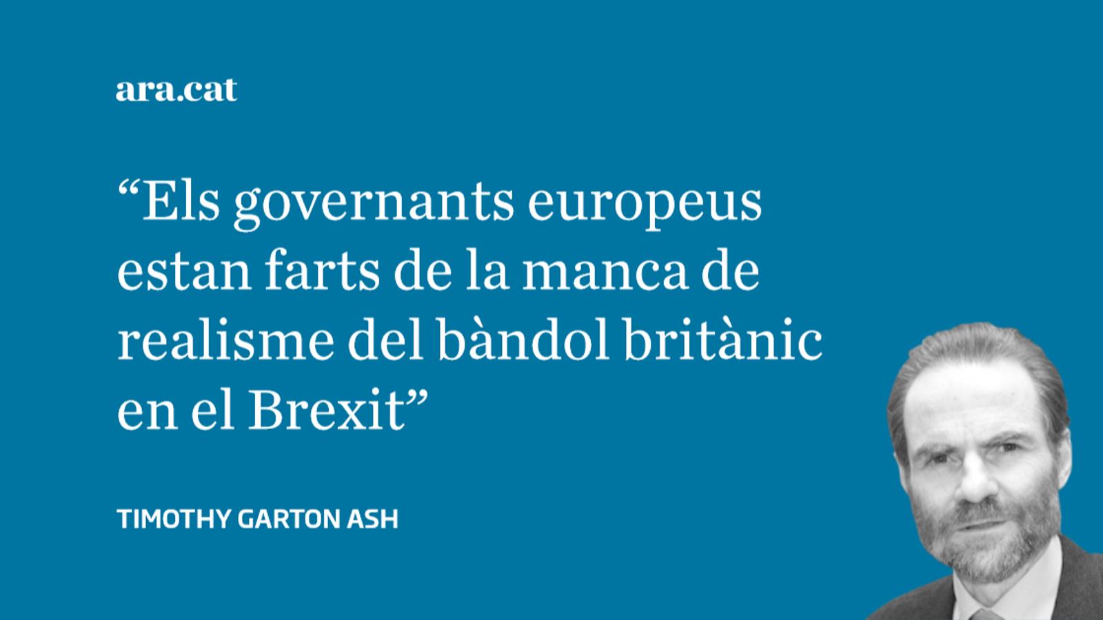 La porta d'Europa encara està oberta per al Regne Unit