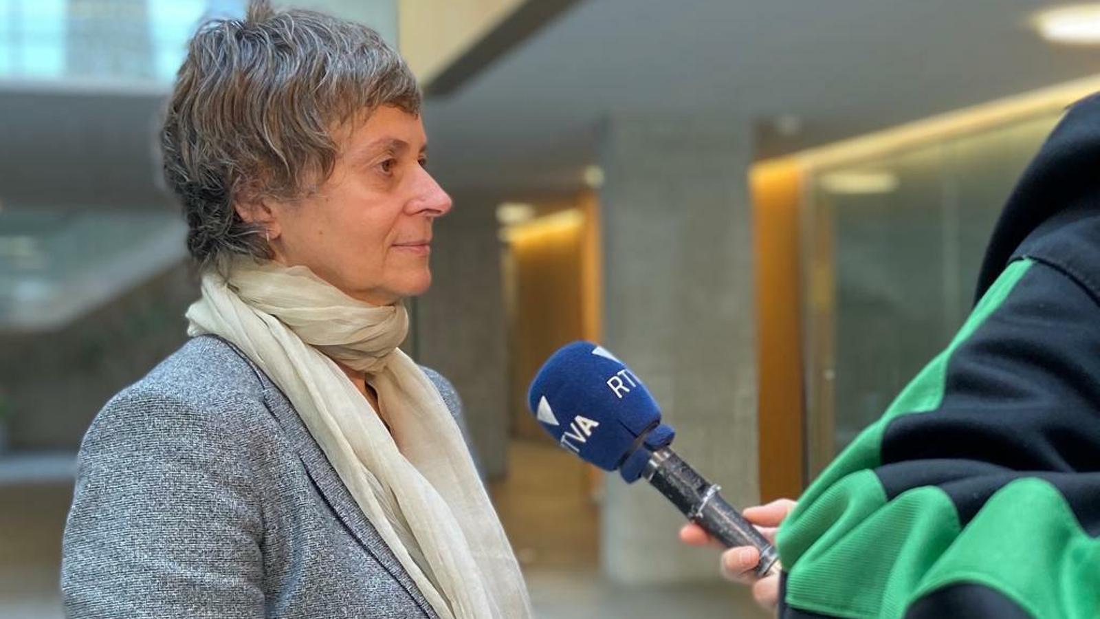 La consellera general del PS, Susanna Vela, en una imatge d'arxiu. / PS