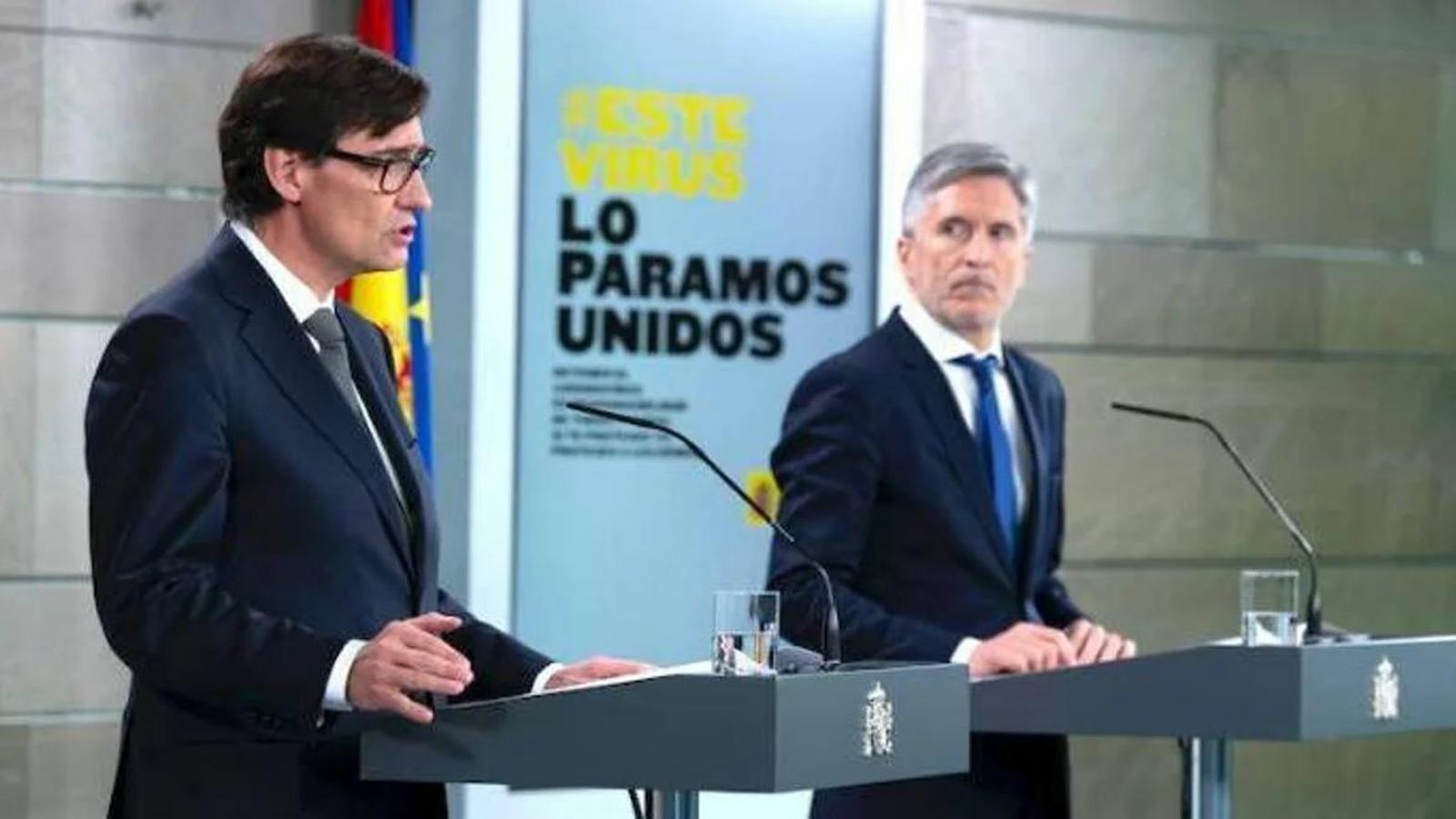 EN DIRECTE | La roda de premsa posterior al consell de ministres