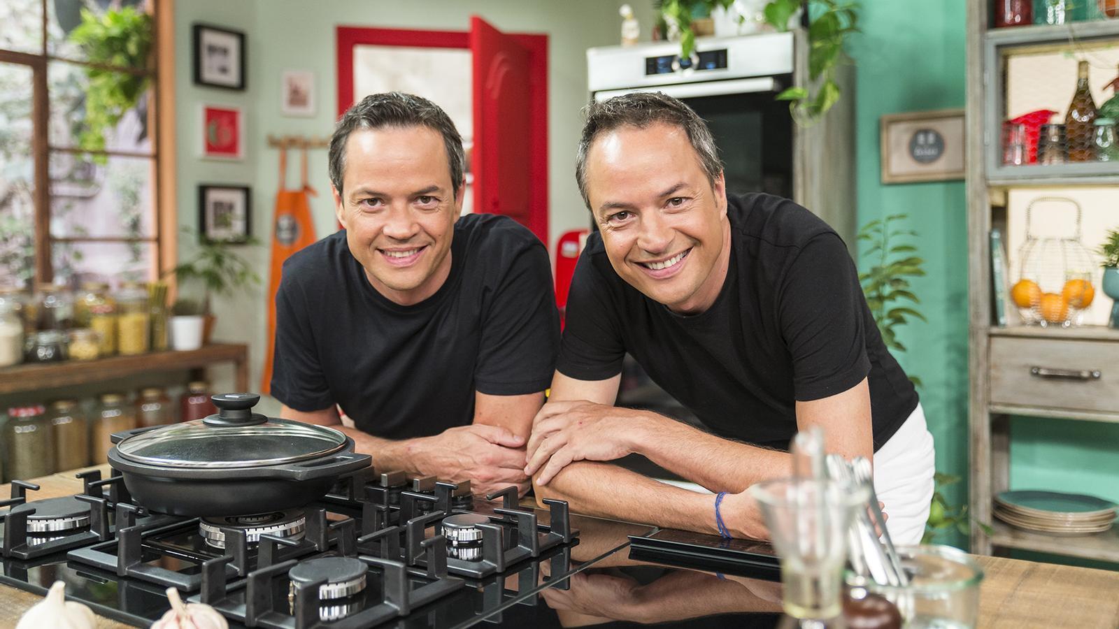 Els germans Torres tanquen el seu programa de cuina a TVE