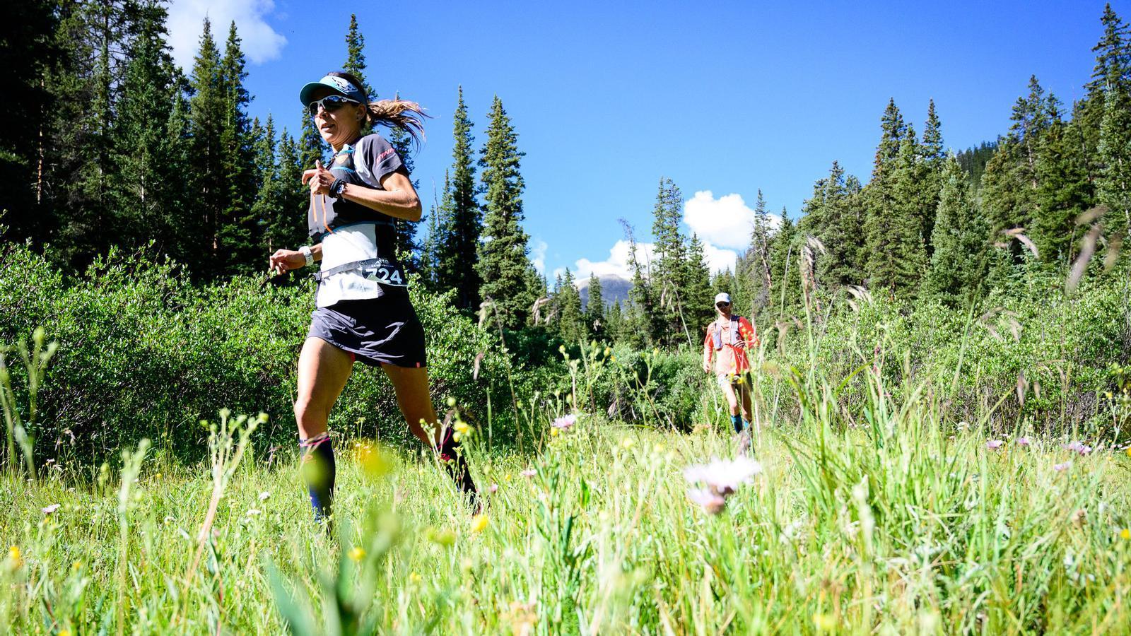 Anna Comet lidera la Transrockies Run als Estats Units després de les primeres etapes