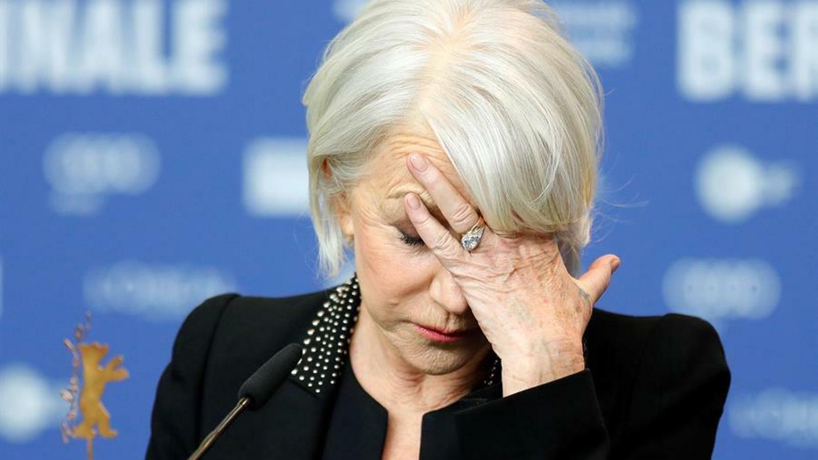 Helen Mirren a la Berlinale
