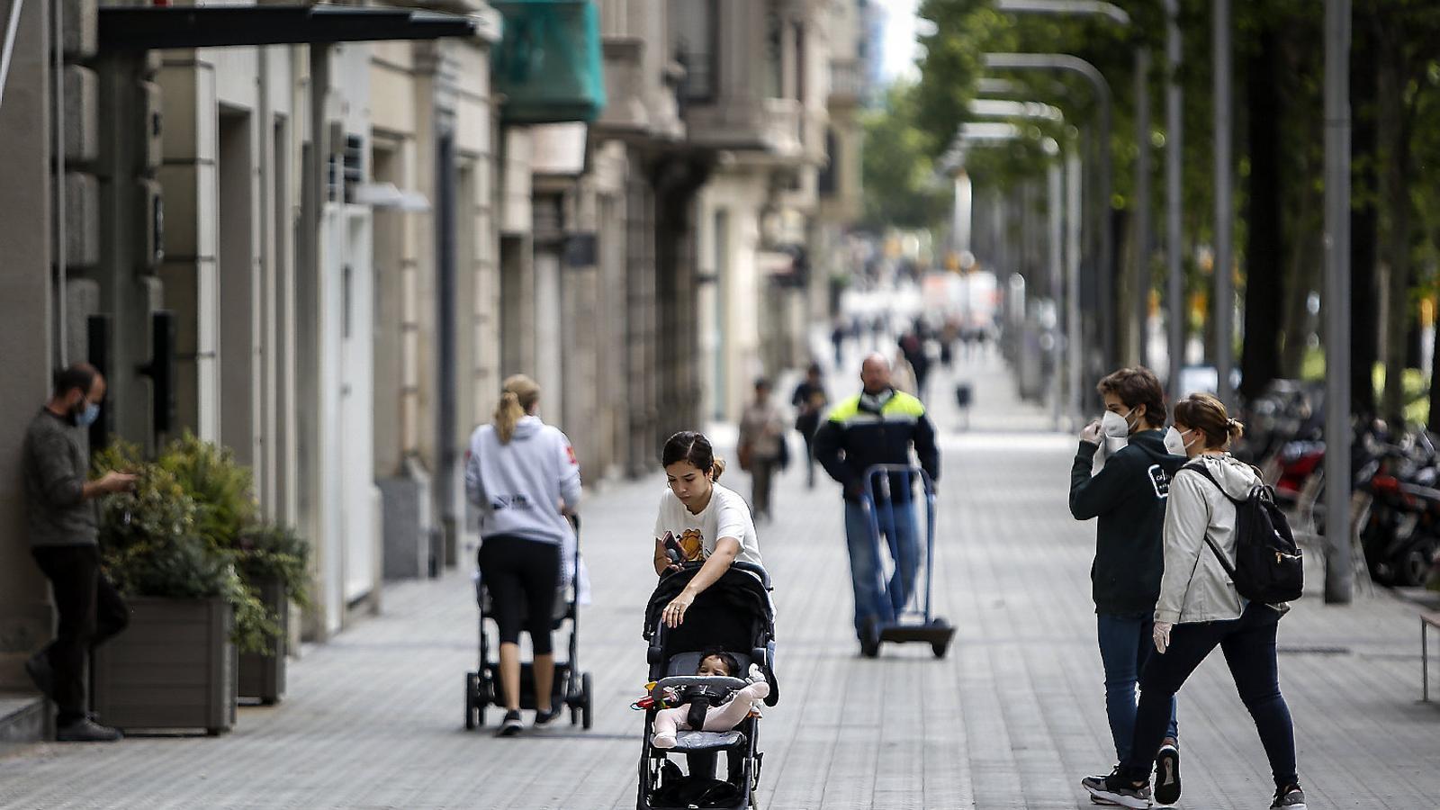 L'Estat dirà dimecres si tot Catalunya passa l'endemà a fase 3