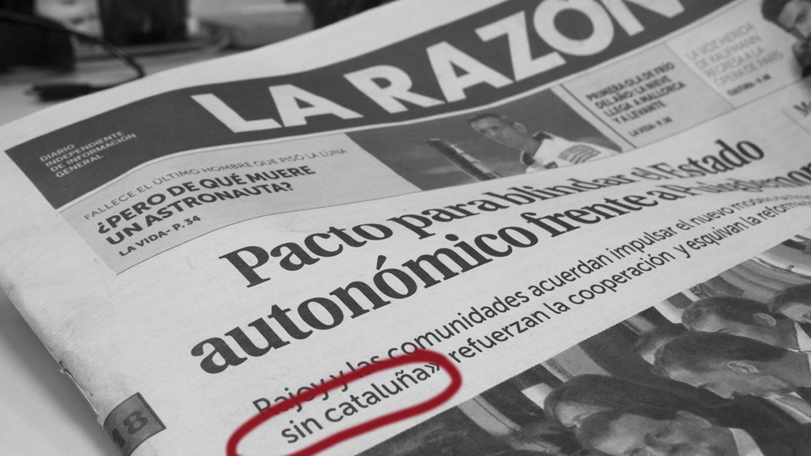 L'anàlisi d'Antoni Bassas: 'Catalunya en minúscula'