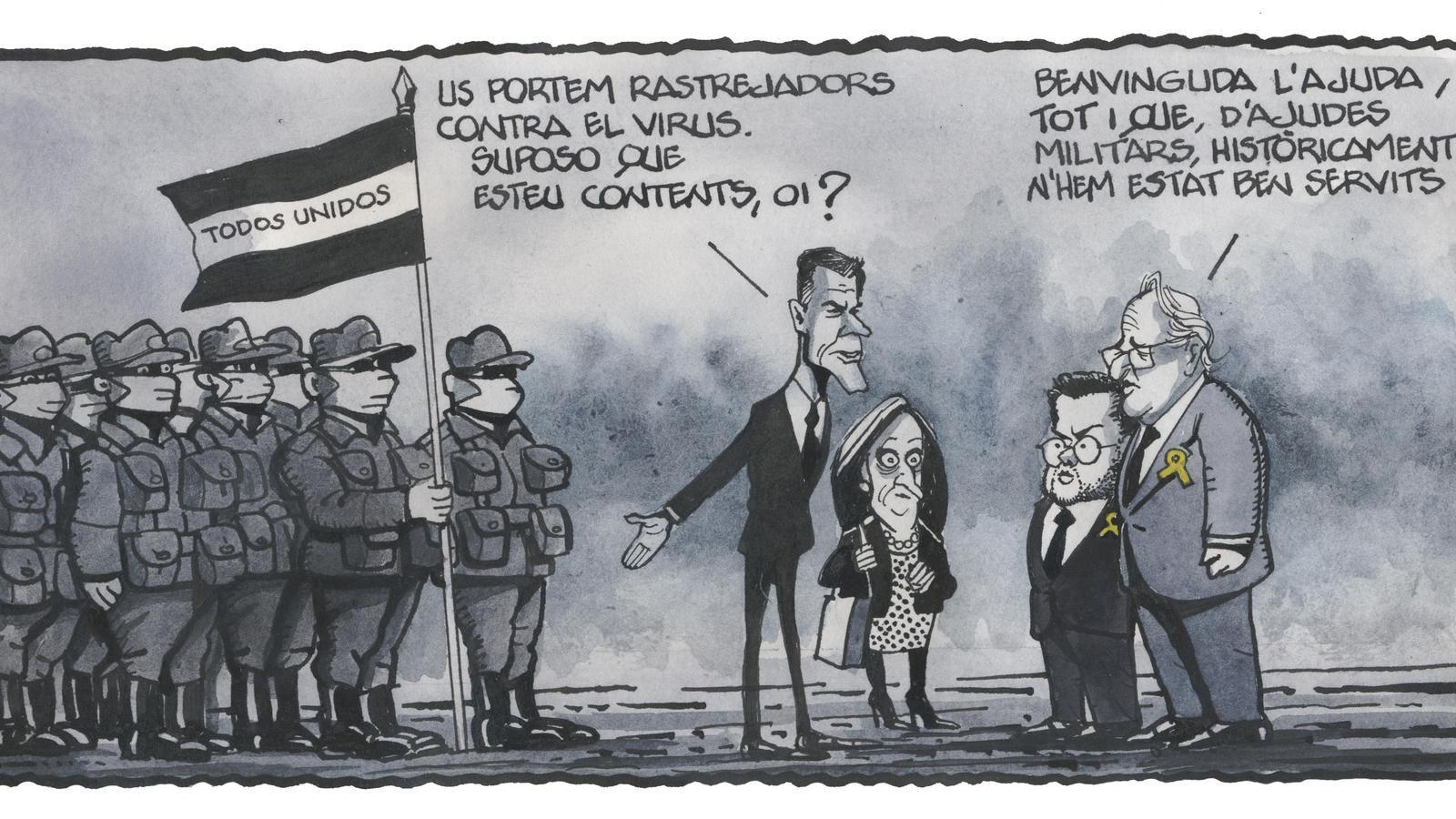 'A la contra', per Ferreres 14/09/2020