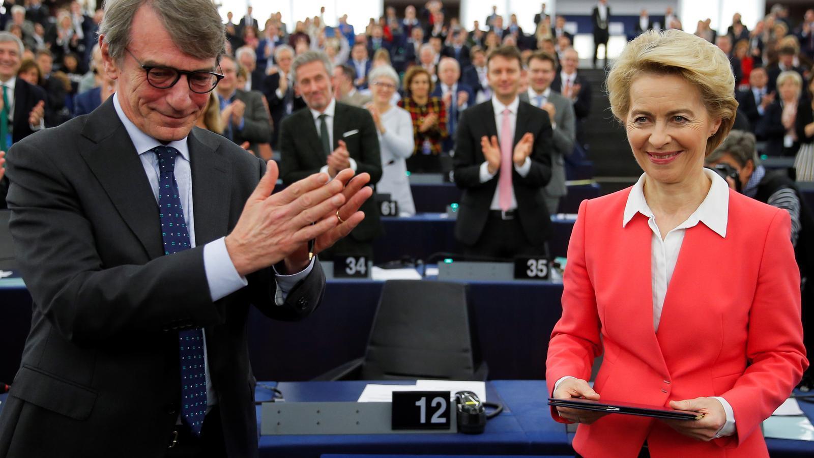 La nova presidenta de la Comissió Europea assegura que la UE no mediarà entre Catalunya i Espanya