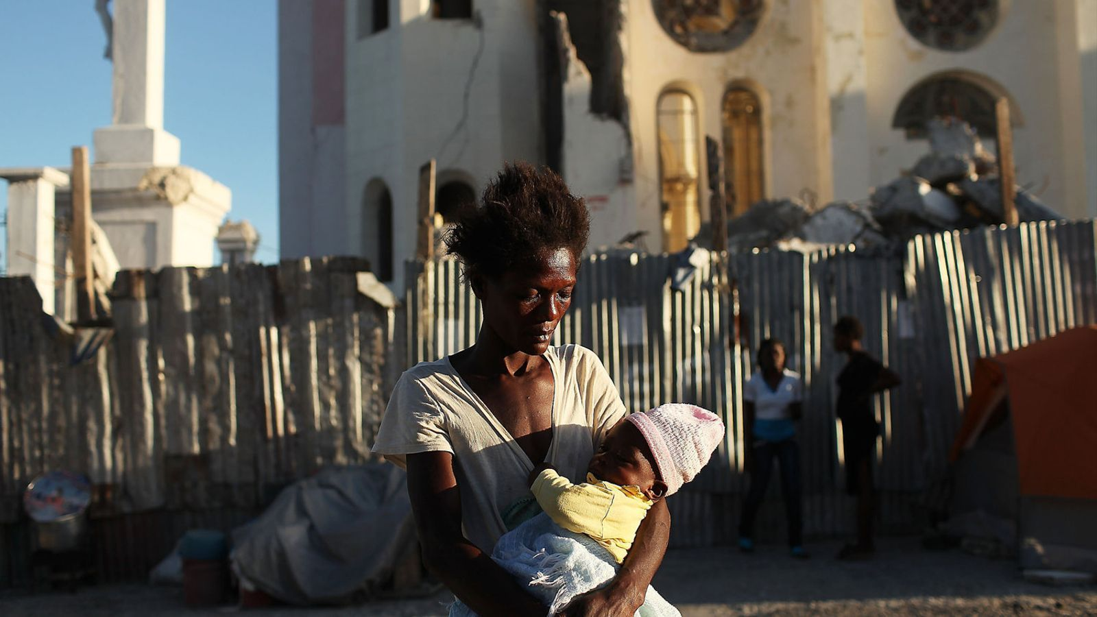 Directius d'Oxfam van contractar prostitutes a Haití