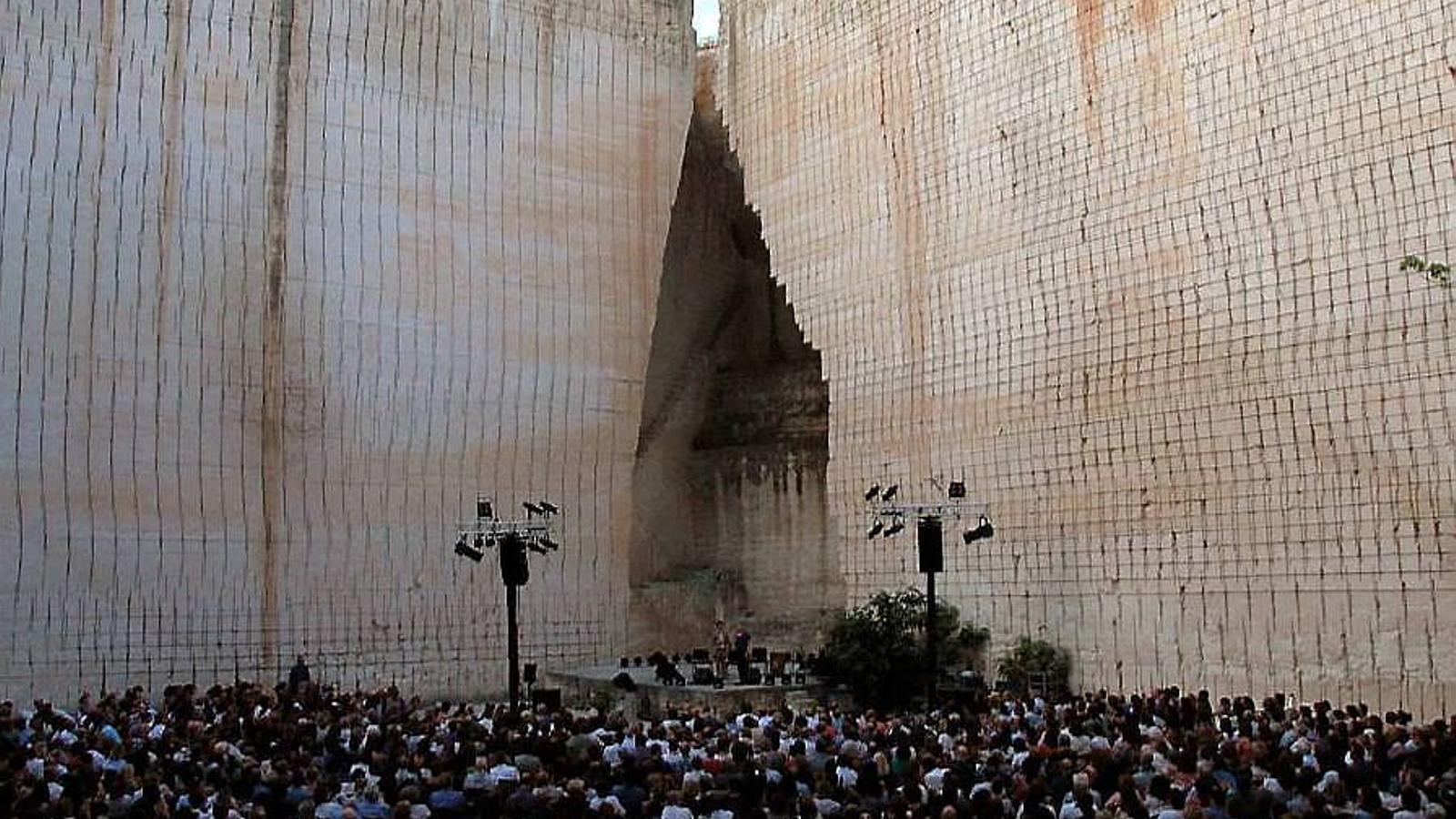 Festival Pedra Viva a Lithica, Menorca.