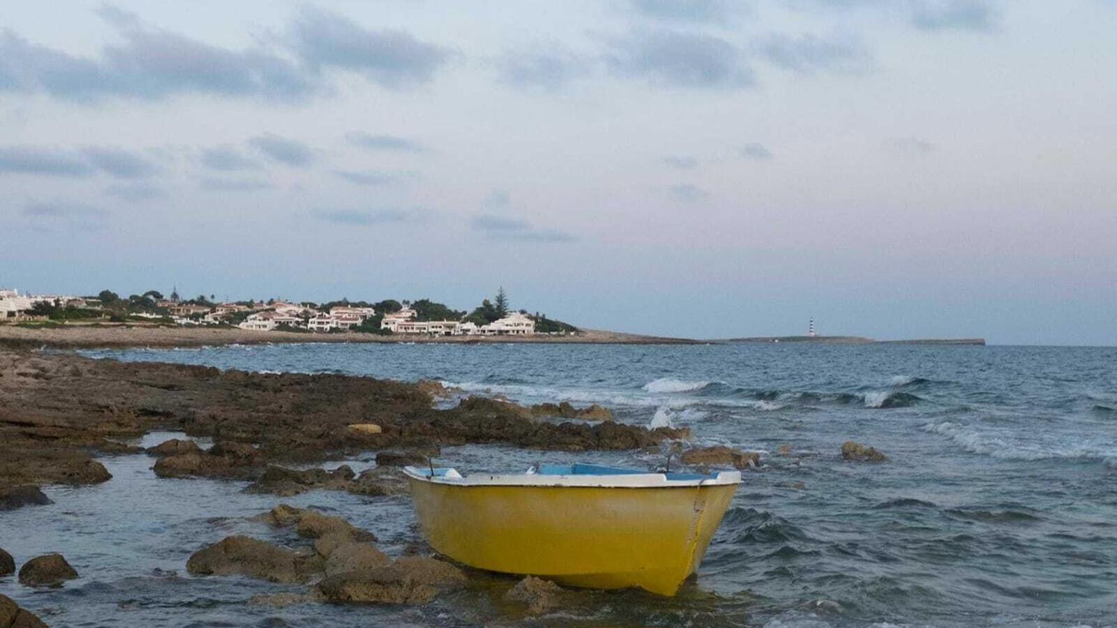 Una pastera a la costa de les Balears