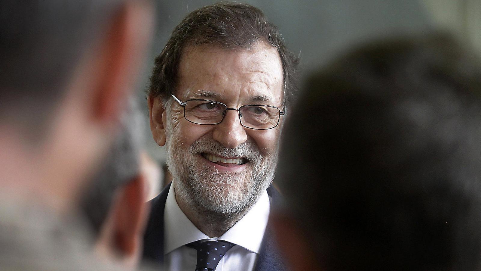 """""""Mai"""", """"és absolutament fals"""", """"ni la més remota idea"""": Rajoy es desvincula de les finances del PP"""