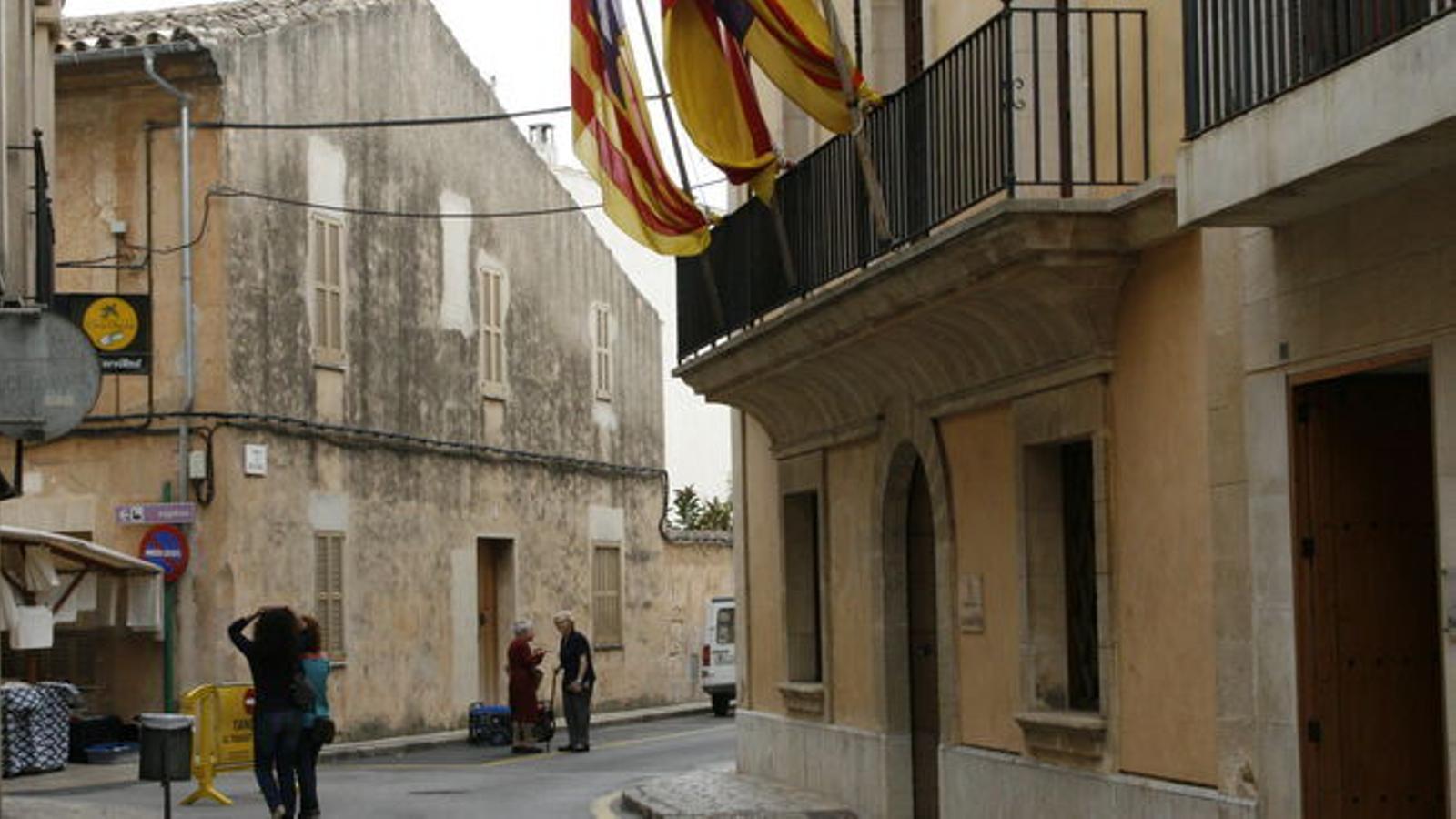 Ajuntament d'Algaida./ M.B.