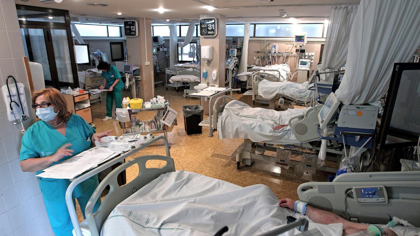 Adeu a la privatització de la sanitat valenciana