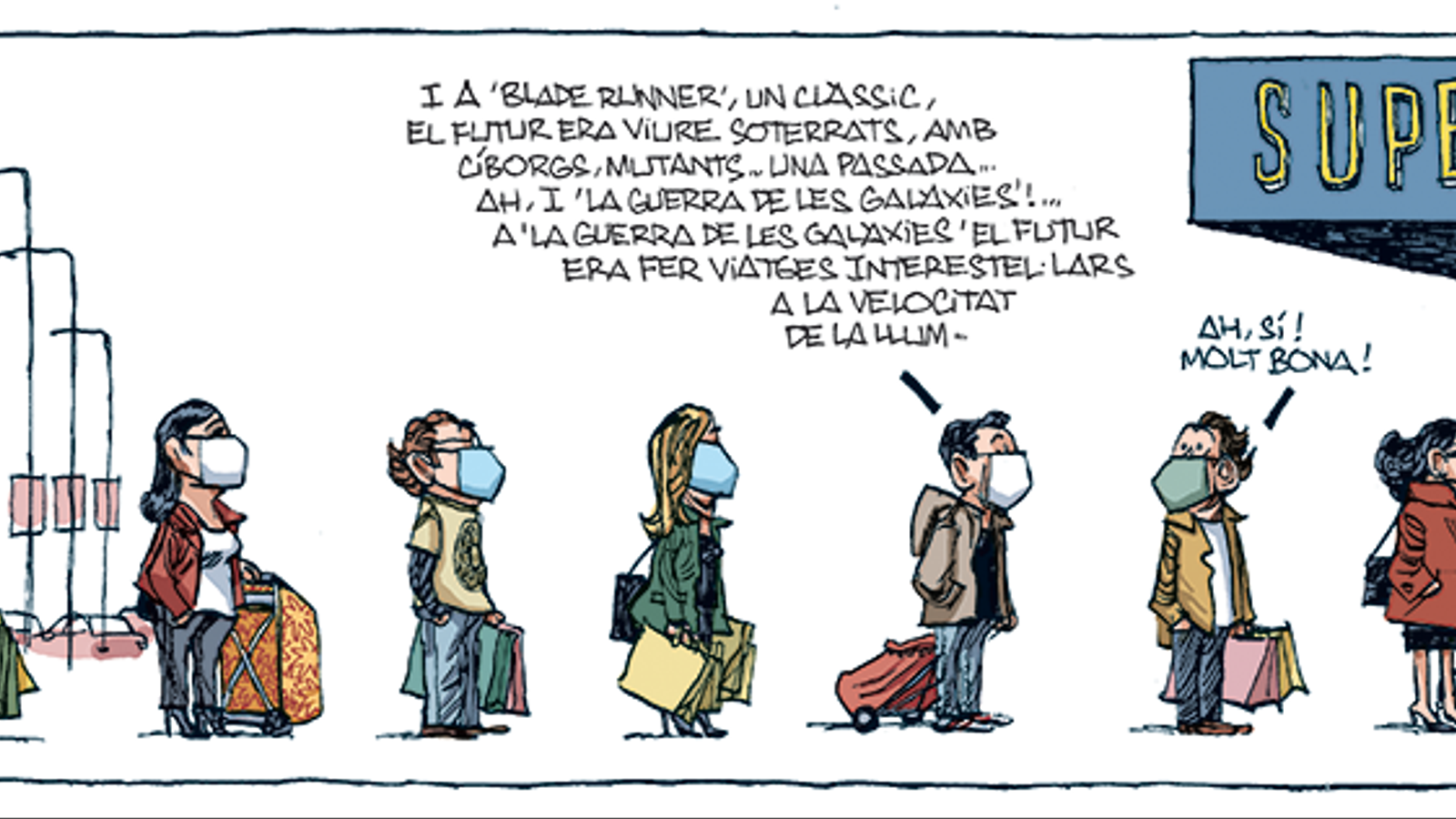 'A la contra', per Manel Fontdevila 16/04/2020