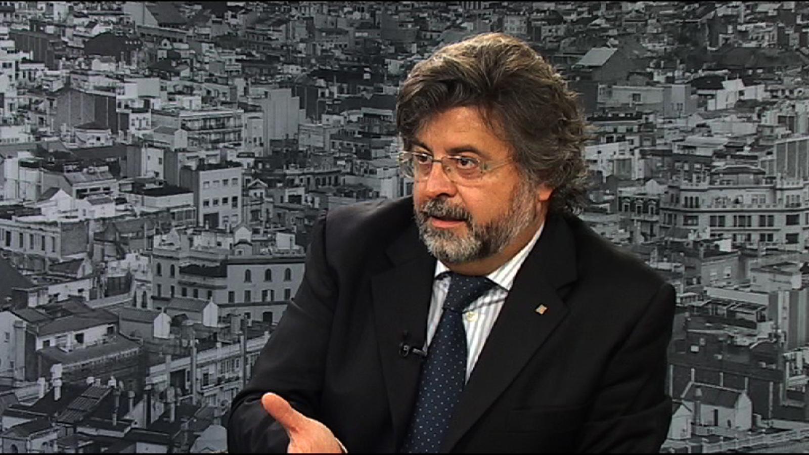 Antoni Castellà: Estic decebut amb la pregunta, aquest 27-S les paperetes del 9-N estaran substituïdes pels partits