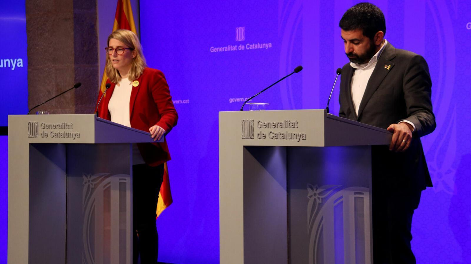 """El Consell per la República no intervindrà en el Govern però tindrà un """"rol important"""" en l'independentisme"""