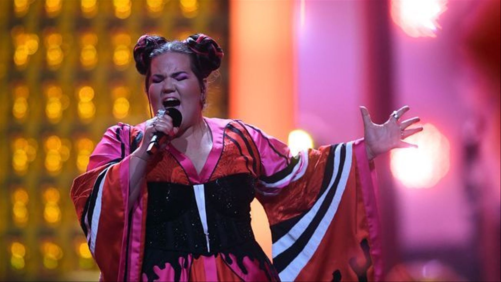 'Toy', la guanyadora d'Eurovisió 2018