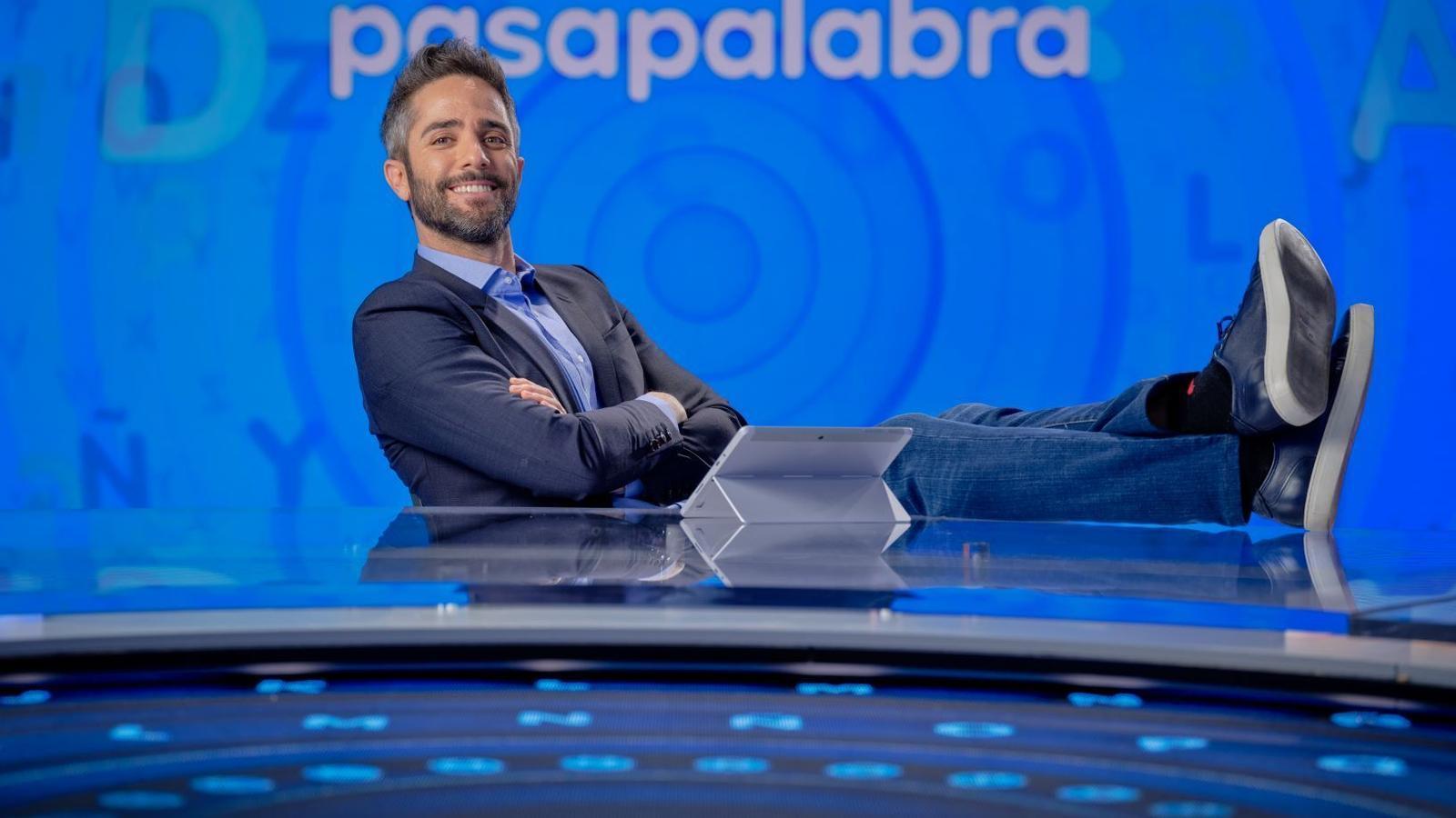 Antena 3 rep 'Pasapalabra' amb tots els honors