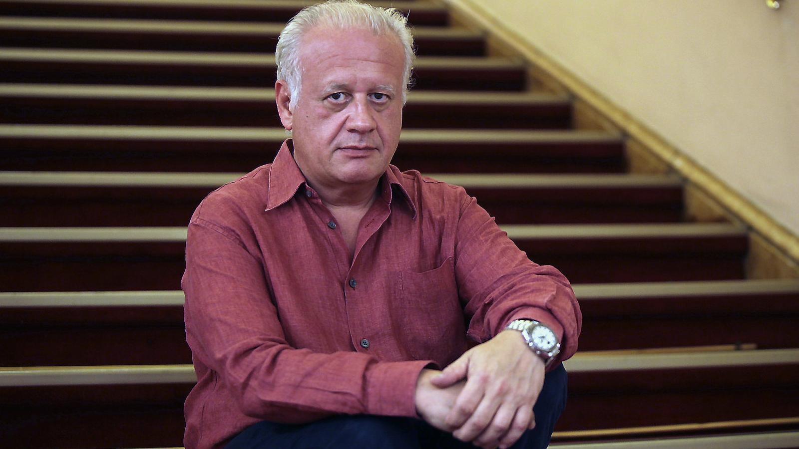 Juan Echanove, molest perquè l'acomiadessin de 'Cuéntame'
