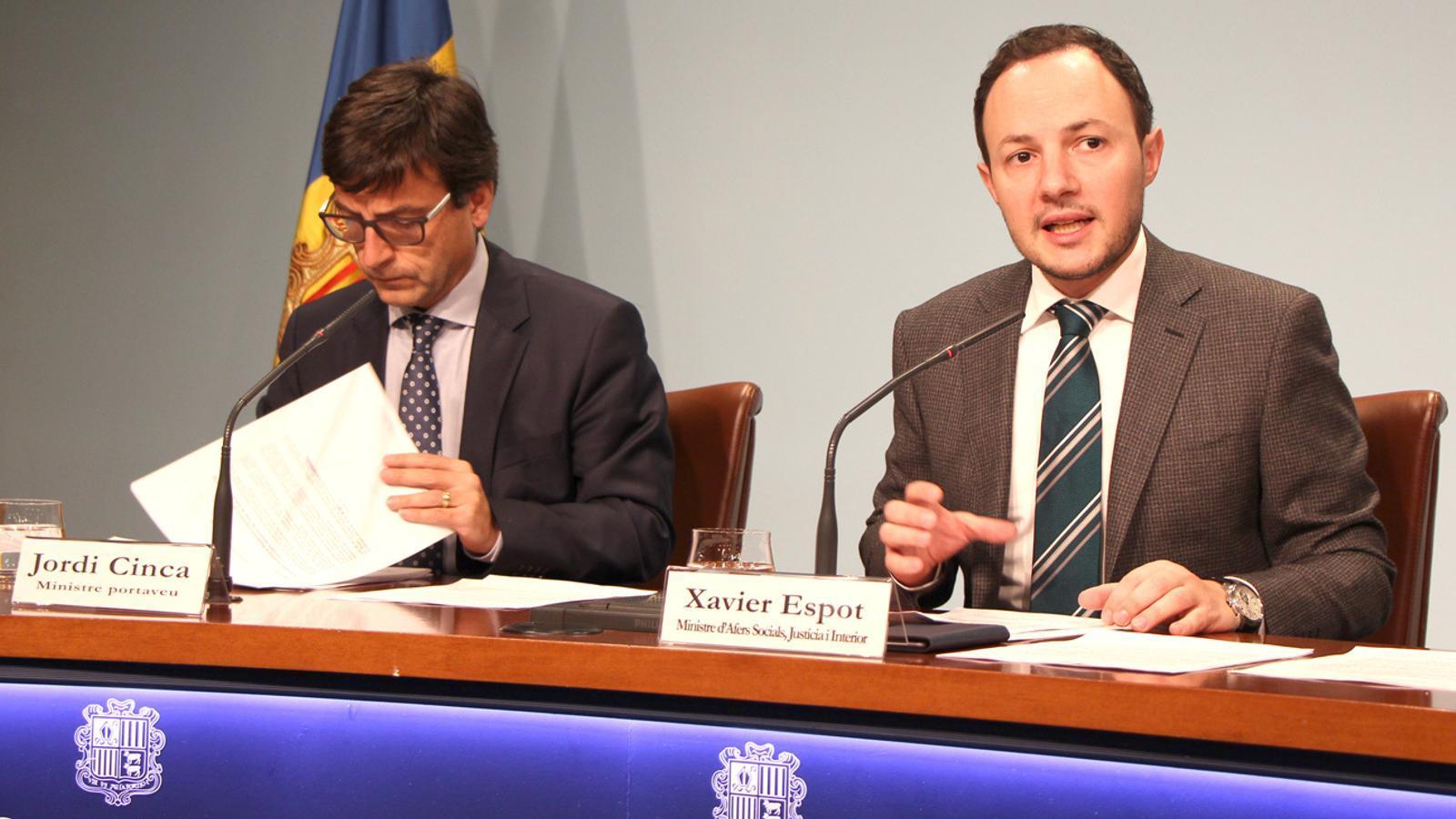 Andorra supera molt positivament l 39 avaluaci del comit for Ministre interior